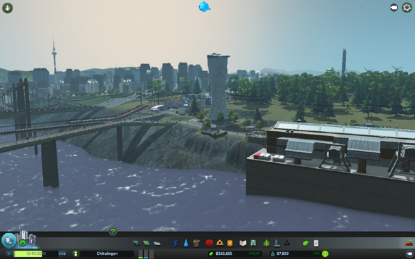 Cities Skylines - Screenshot 1