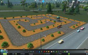 Cities Skylines - Workshop-Objekt: Maze
