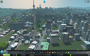 Cities Skylines - Workshop-Objekt: Berlin TV tower