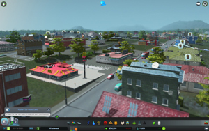 Cities Skylines - Workshop-Objekt: McDonalds