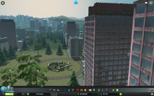 Cities Skylines - Workshop-Objekt: Stonehenge (Modern)