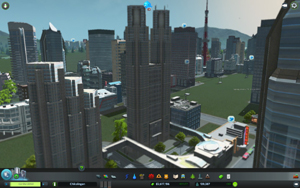 Cities Skylines - Workshop-Objekt: TokyoMetropolitanGovernment LV4