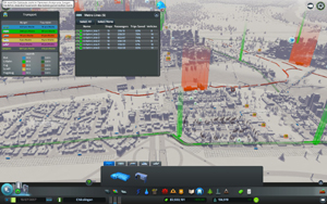 Cities Skylines - Workshop-Objekt: Extended Public Transport UI