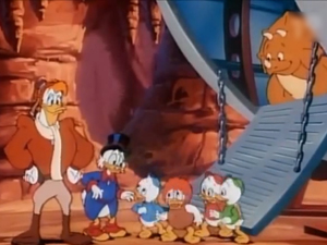 Screenshot aus Duck Tales (4)