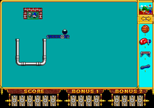 The Even More Incredible Machine - Level: Stephan 3
