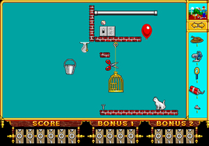 The Even More Incredible Machine - Level: Stephan 5
