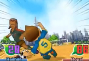 Inazuma Eleven - Screenshot 2