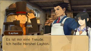 Professor Layton - Screenshot 6