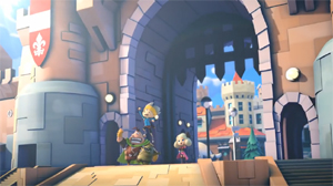 The Snack World - Screenshot 1