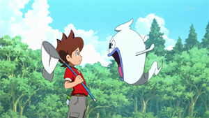 Yo-Kai Watch - Screenshot 3