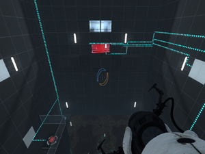 Portal 2 - Custom Map: You can fly! You can fly! You can fly!