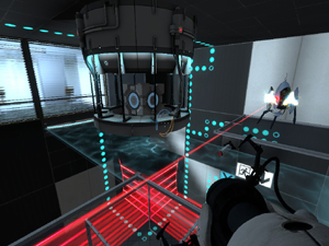 Portal 2 - Custom Map: Cube in the Cube