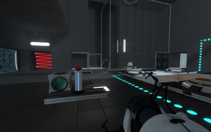 Portal 2 - Custom Map: Ostereiersuche