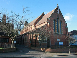 St. Philip's Church, Norbury
