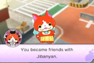 Screenshot aus Yo-Kai Watch