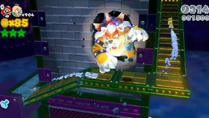Screenshot aus Super Mario 3D World