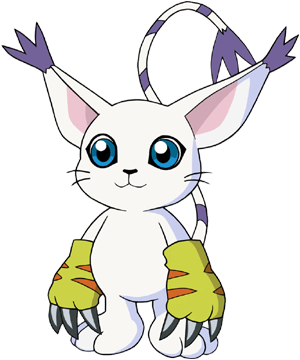Digimon Gatomon