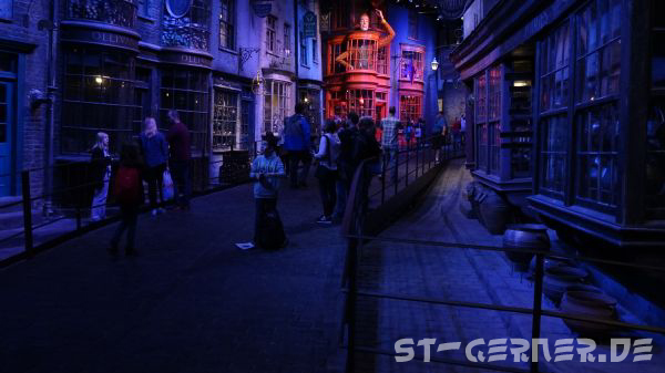 Warner Bros. Studio Tour: The Making of Harry Potter